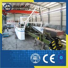 Africa/The Middle East good cooperation dredger better price