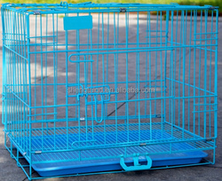 wholesale portable dog cage/cheap chain link dog kennel