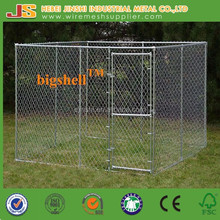 7.5x13x6ft Large outdoor chain link dog kennels & dog cages & dog runs dog fence panel