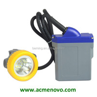 led Corded miner helmet cap lamp LED lampara minera KL6L7M T7