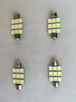 High quality 39mm 5050 9SMD LED 12V festoon lighting cable