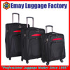Newest Designed Built-in Trolley Luggage Travel Bags