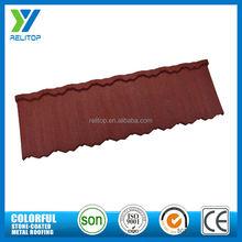 Stone wholesale al-zinc coat install tile roof