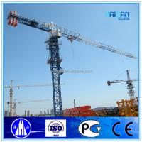 Tower Crane (2t-16t, CE Certification)