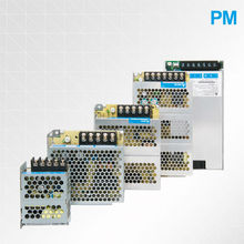 Delta 5V, 12V, 24V, 48V, Dual Output Panel Mount Switching Power Supplies