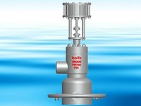 Actuator control valves with good modulating and stable performance Temperature reducing valve OEM ODM service.