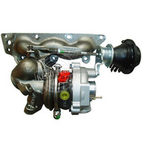 turbo 727211-5001S for Smart Smart Fortwo 61 KM