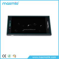 Phone Waterproof with Oleophobic Coating Screen Protector for Blackberry Z3