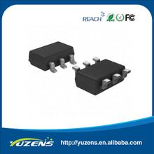 IC COMPARATOR DUAL OD TSOT-23-6 ic price ADCMP670-1YUJZ-RL7TR-ND