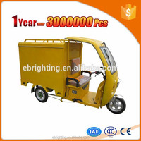 electric delivery bed mini delivery van