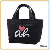 2015 Hot New Products Promotional Customized Cotton Bag Canvas Tote Shopping Bag