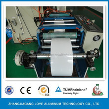 Automatic Oiling Automatic Feeding Coating The Oil Evenly Aluminium Foil Containers Production Line
