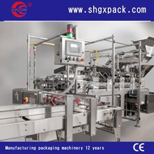 China supplier dog food automatic doypack machine