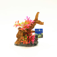 Resin Tree Root Driftwood Aquarium Decorations