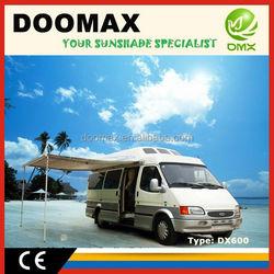 #DX600 Aluminum Frame Car Camping Tent