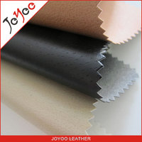 pu textile shoe lining leather synthetic lining for shoes