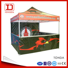 [TONDA]Portable structure steel frame metal joints low price quest canopies
