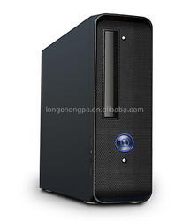 Vertical Desktop Computer Mini ITX Case Micro ATX Case For Standard Micro ATX Power Supply