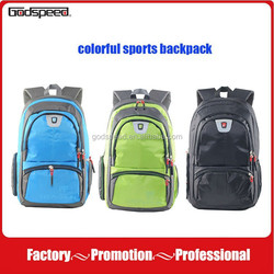 Durable Polyester outdoor sports backpack/day backpack