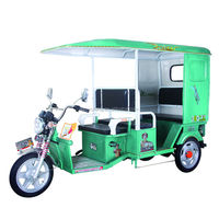 2015 gold brand quality electric tricycle for passengers YuFeng