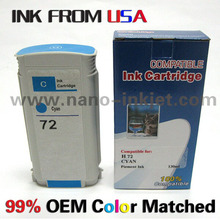 Compatible ink cartridges for printers ink cartridge HP 72 Alibaba discount printer cartridges g & g