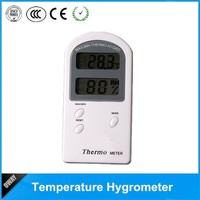 Best LCD Thermo-Hygrometer