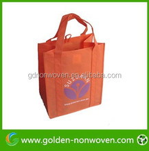 Factory Price laminated nonwoven bag/fancy shopping bag