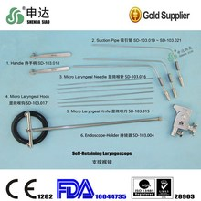 China Best Medical Instruments E.N.T. Surgical Instruments Pedestal Laryngoscope