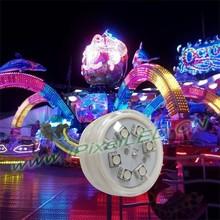 led pixel 45mm led pixel light 6 pixels ferris wheel leds for fairground