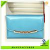 wholesale online shop leather desinger wallet for women