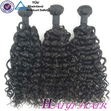 remy peruvian hair weaving human hair weaving water curl
