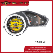 Motorcycle speedometer for honda city body kits NXR150 digital odometer