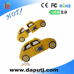 free model PVC car usb flash memory