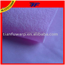 240GSM Polyester tricot brushed Fabric