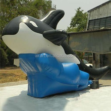 new billhead shark inflatable cartoon
