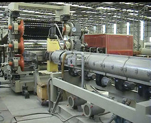 T-grip production line