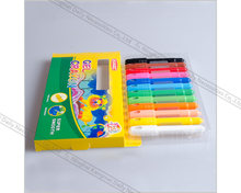 NEW Faber Castell Gel Crayons12 colors gel crayon pen