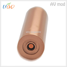 2014 Best Quality S/S ,Copper,Brass Material Manhattan Mod E-cigarette
