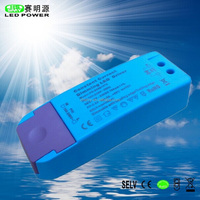5w triac dimmable constant current led driver 12-15V 450mA 18V 300mA