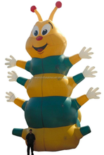 New customized giant advertising inflatable mascot, promotion inflatable