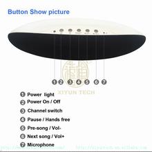 Melhores alto-falantes portáteis world wide alto-falante bluetooth promocional
