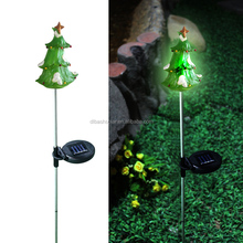 Christmas tree LED decorative garden indispensable solar garden light