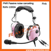 Air Line Pilots headset Association With independent volume control