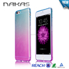 Colorful Ultra Thin Transparent Fancy Cell Phone Cases For Iphone 6/6Plus