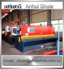 1500mm Electric metal shears 3mm mechanical guillotine