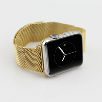 Magnetic Closure Milanese Loop Watch Strap Band For Apple iWatch