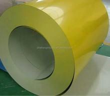 per-painted galvanized steel coil /sheet PPGI 0.8-1.2mm