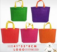 2014 Hot Selling Recycle Non Woven Bag Foldable Non Woven Shopping Bag