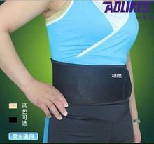 SBR nylon waist support waist belt cheap simple keep warm riding sport
