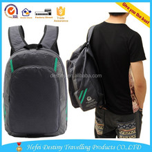 High quality waterproof custom school backpack bag